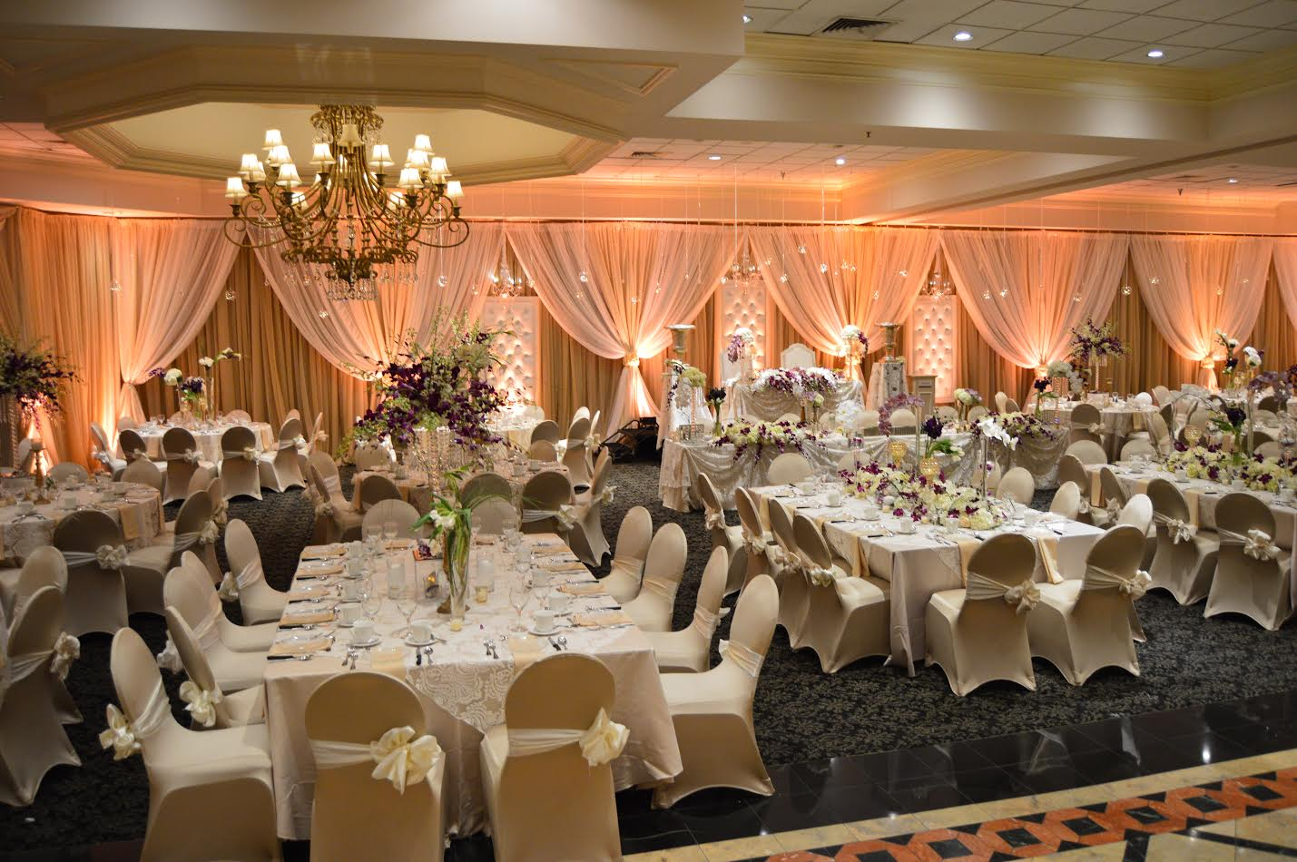 wedding reception venue in Detroit
