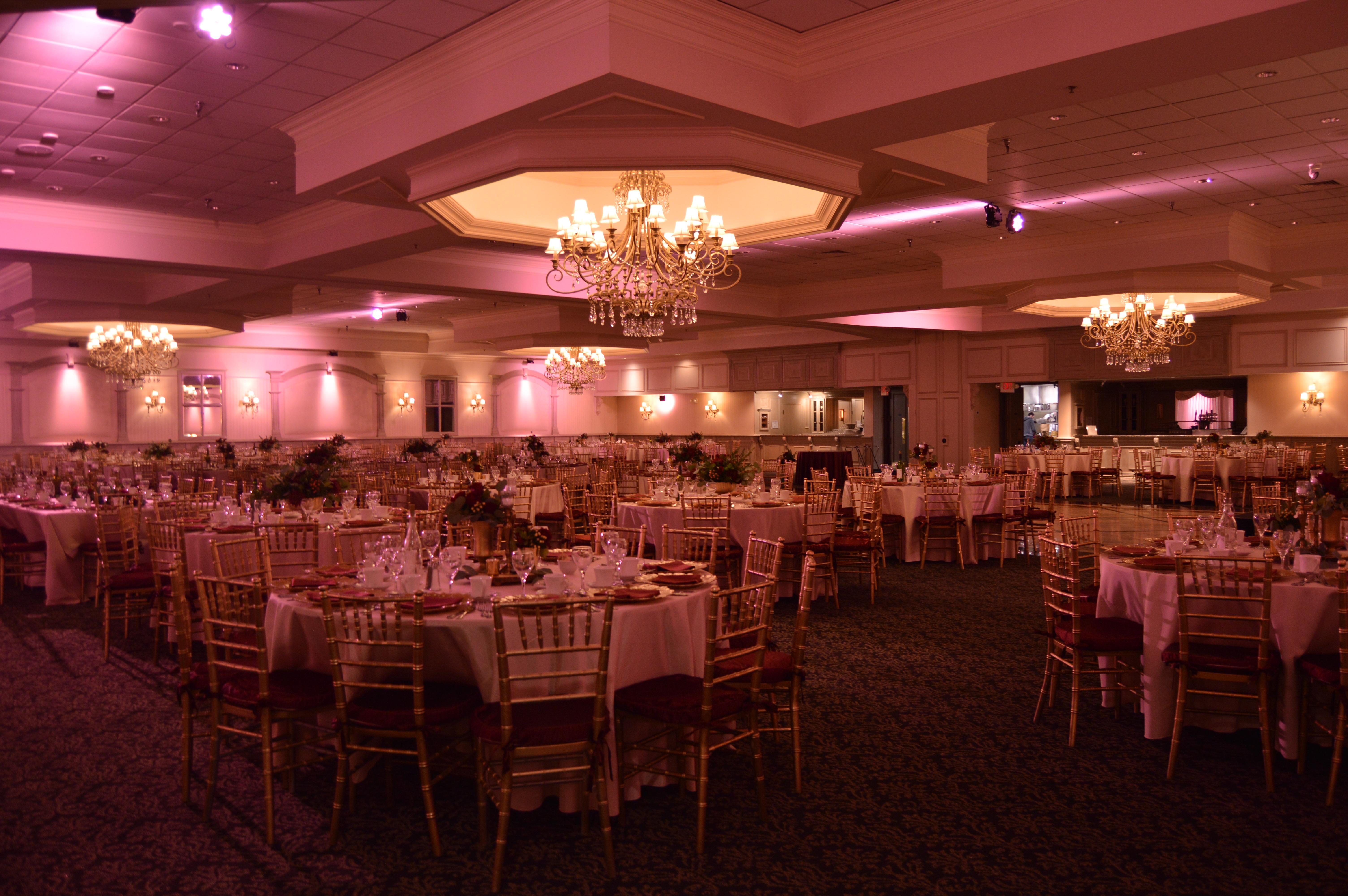beautiful wedding in our grand ballroom